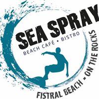 Sea beach cafe logo